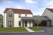 View of Plot 6, Milldeans Farm, Star, Glenrothes, KY7