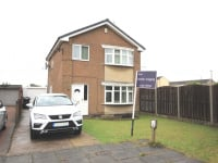 Bretby Close, DONCASTER, DN4