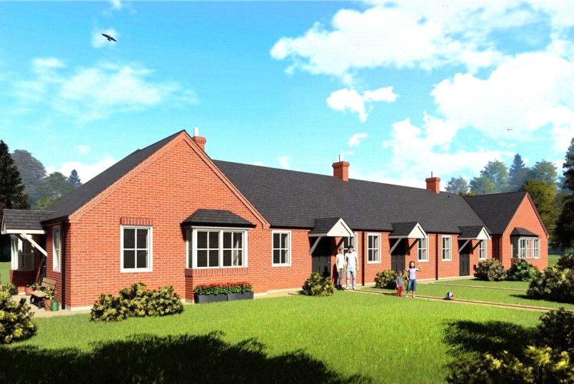 Bungalow for sale in Sleaford - Boston Road, Heckington, Sleaford, NG34