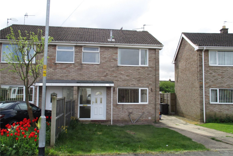 House to rent in Grantham - Northcliffe Road, Grantham, NG31