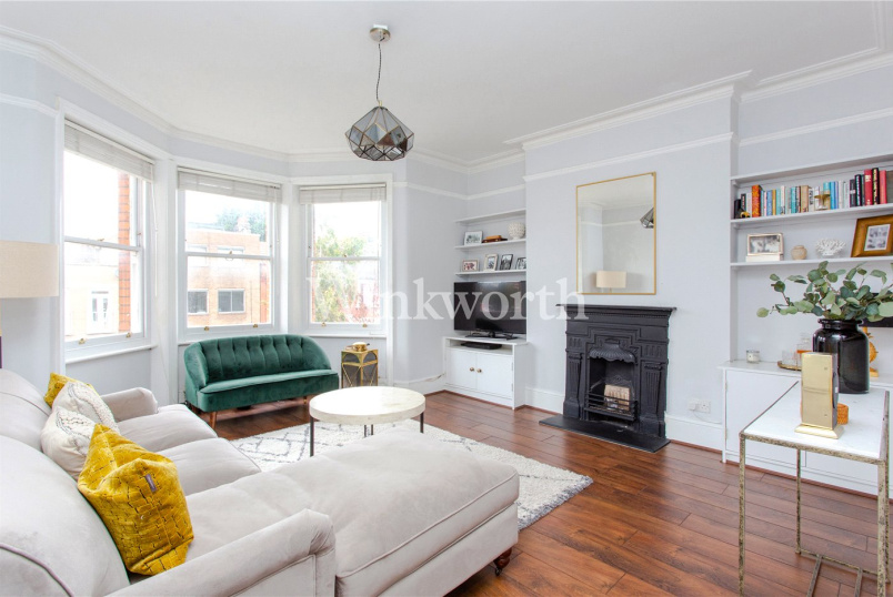 Flat/apartment for sale in Harringay - Salisbury Mansions, St. Ann's Road, N15