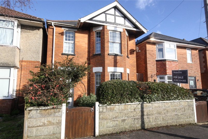 House for sale in Southbourne - Kimberley Road, Bournemouth, Dorset, BH6