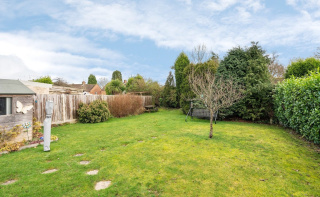 Substantial family home with East facing garden & potential to extend STPP