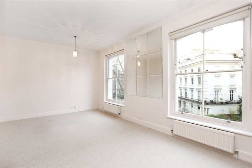 Flat/apartment to rent in Notting Hill - Westbourne Gardens, London, W2