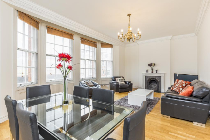 Flat/apartment to rent in Paddington & Bayswater - North Audley Street, London, W1K