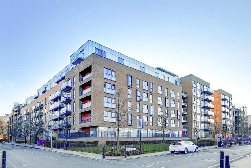 Flat/apartment for sale in Bow - Mellor House, 57 Upper North Street, London, E14