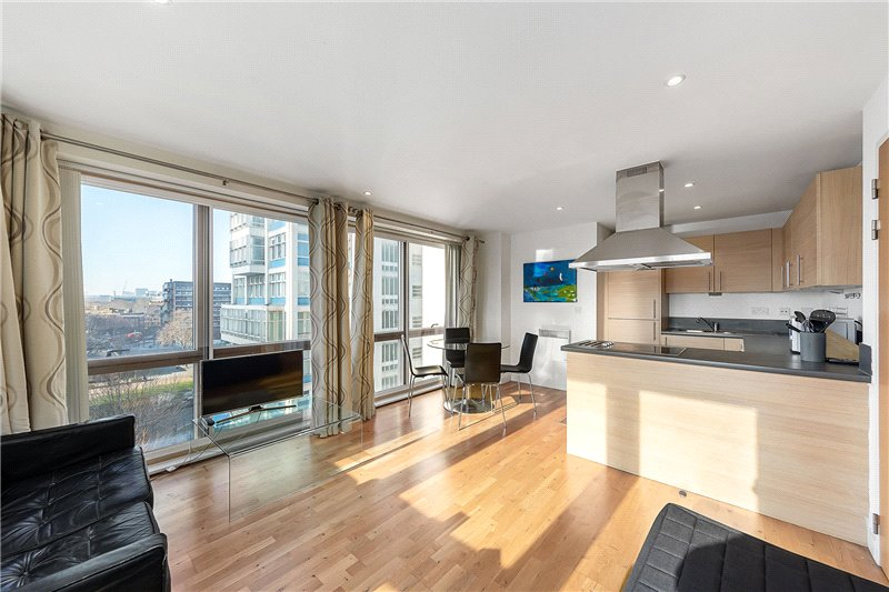 Flat/apartment for sale in Kennington - Metro Central Heights, 119 Newington Causeway, Elephant & Castle, SE1