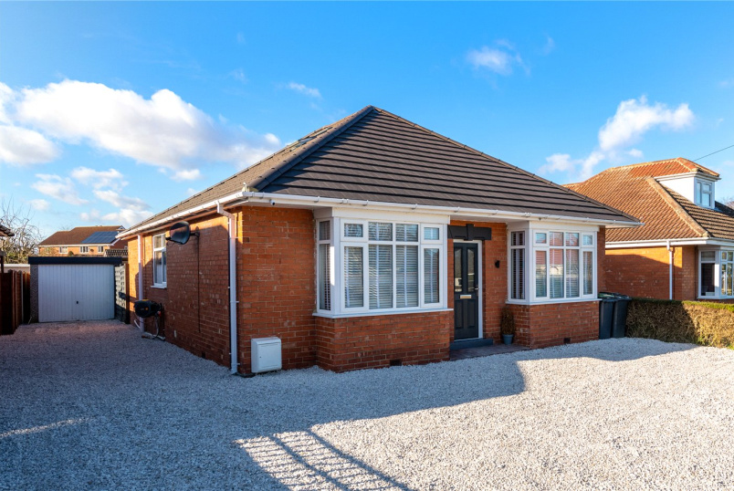House for sale in  - Lincoln Road, Ruskington, Sleaford, NG34