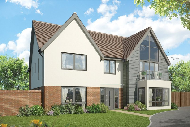 House for sale in Romsey - Oxlease Meadows, Romsey, Hampshire, SO51