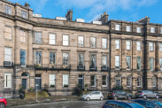 View of Moray Place, Edinburgh, Midlothian, EH3