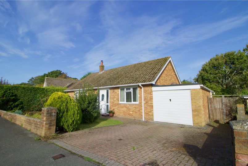 Bungalow for sale in Sway - Widden Close, Sway, Lymington, SO41