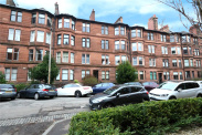 View of Novar Drive, Hyndland, Glasgow, G12