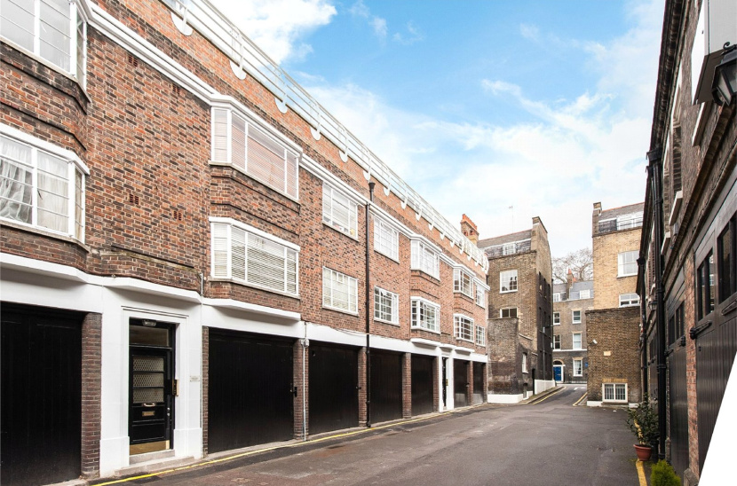 Gower Mews Mansions, WC1E