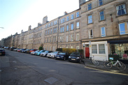 View of Dean Park Street, Edinburgh, Midlothian, EH4