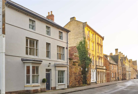 High Street West, Uppingham, Rutland