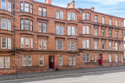 View of West Graham Street, Garnethill, Glasgow, G4