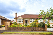 View of Braeside Avenue, Milngavie, G62