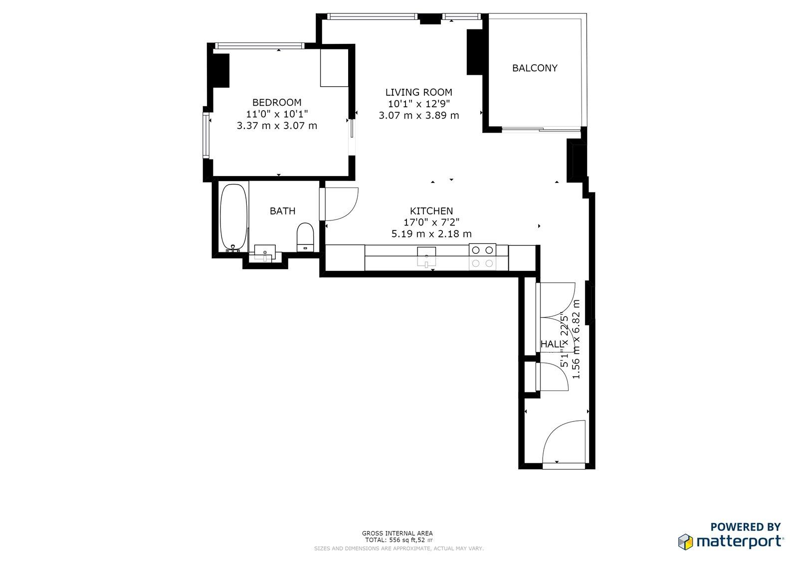 1 Bedroom Property To Let In Atlas Building City Road London Ec1v 2250 Pcm