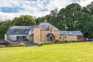 View of Dalmore House, Duchally, Auchterarder, PH3