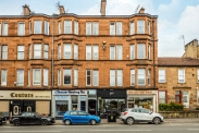 View of Clarkston Road, Muirend, Glasgow, G44