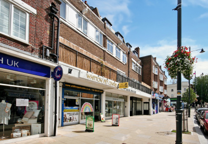 High Street, Whitton, TW2