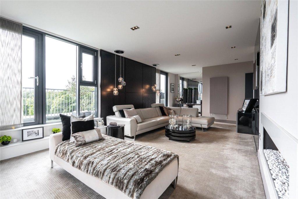 3 bedroom apartment for sale in Fettes Rise, Edinburgh ...