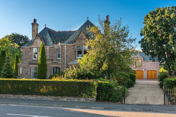Image 1 of Overton House, 21 West Road, Haddington, EH41