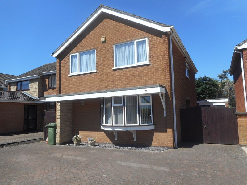 Juliet Close, Whitestone, Nuneaton Image 1