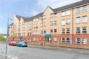 View of Yorkhill Parade, Yorkhill, G3
