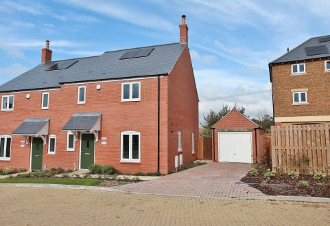 Plot 15 Holdenby, Meadow View, Adderbury