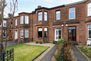 View of Kingsford Avenue, Muirend, Glasgow, G44