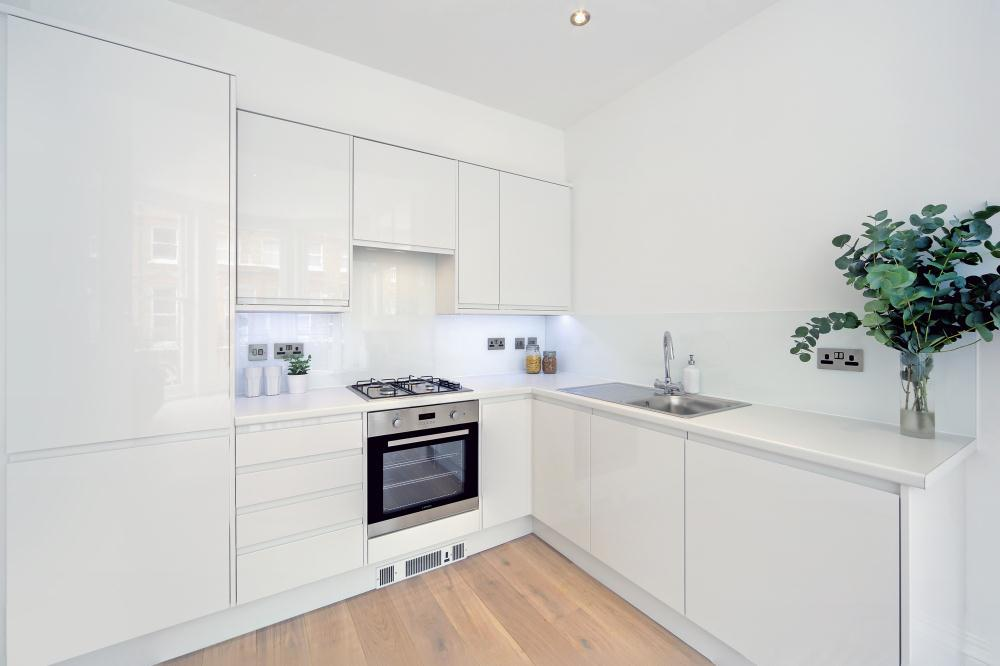 IMPRESSIVE | BRIGHT AND AIRY | ONE BEDROOM FLAT | NOTTINGHAM PLACE NW1  Image 4