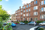 View of Thornwood Avenue, Thornwood, Glasgow, G11