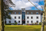 View of Guthrie Court, Gleneagles Village, Auchterarder, PH3
