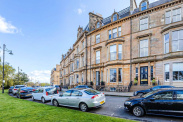 View of Park Terrace, Park, Glasgow, G3