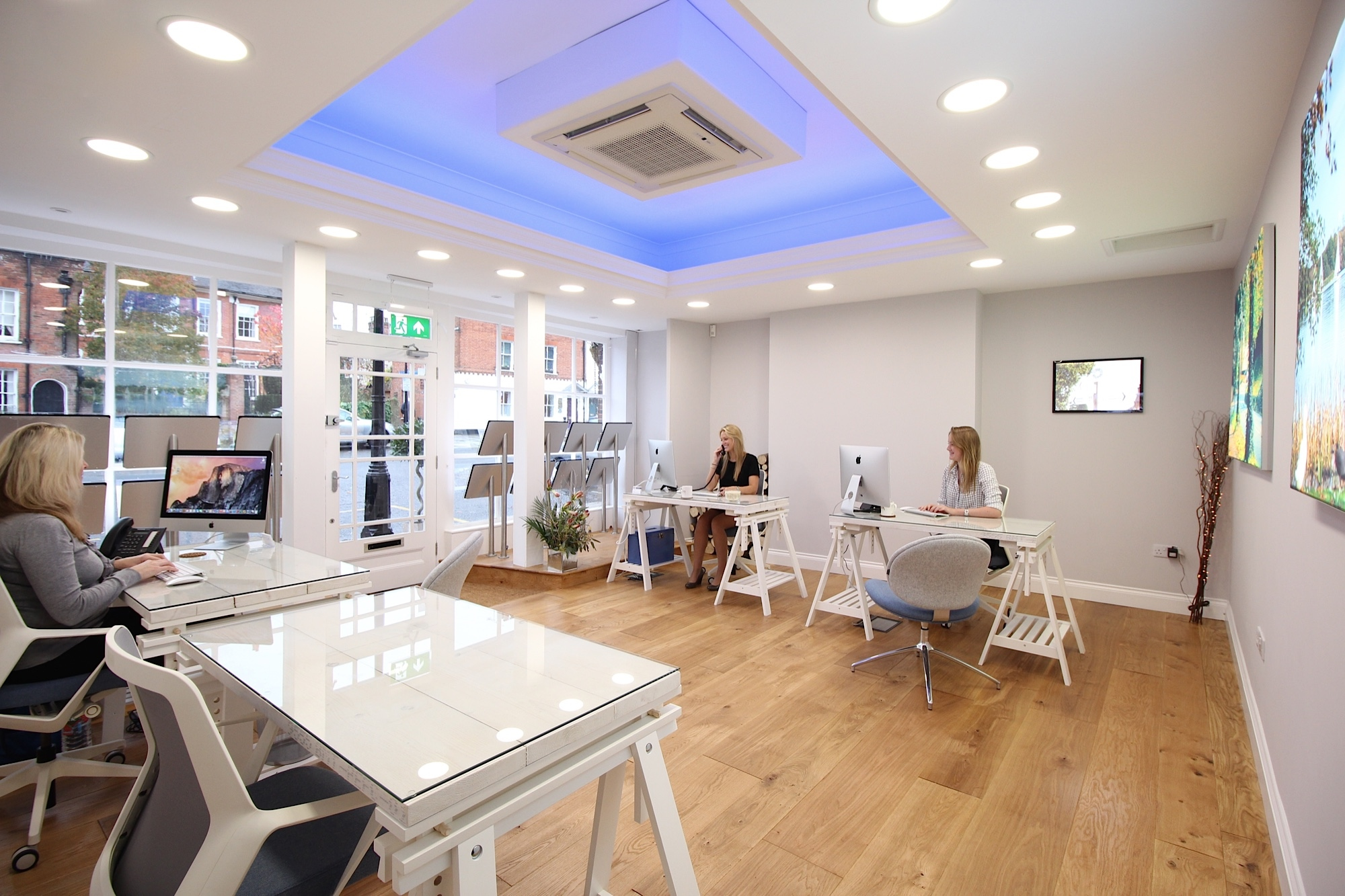 SEYMOURS OPENS FARNHAM OFFICE