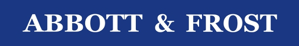 A and F Property Group (Formally Abbott & Frost) logo