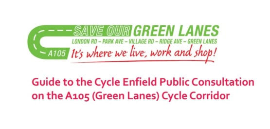 Reading between the lines of the Cycle Enfield Project