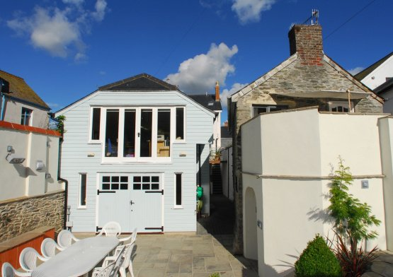 Magnificent Salcombe town house with plenty of room