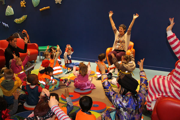 World Book Day Storytime with Puffin Nursery