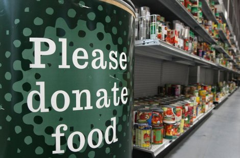 Brent Food Bank: Supplies Needed!