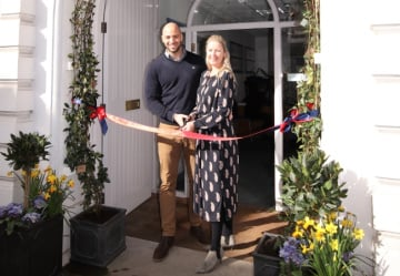 Marchand Petit works with local businesses to celebrate the Spring Equinox