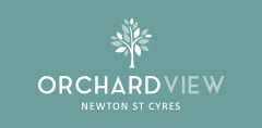 Orchard View New Homes Development logo