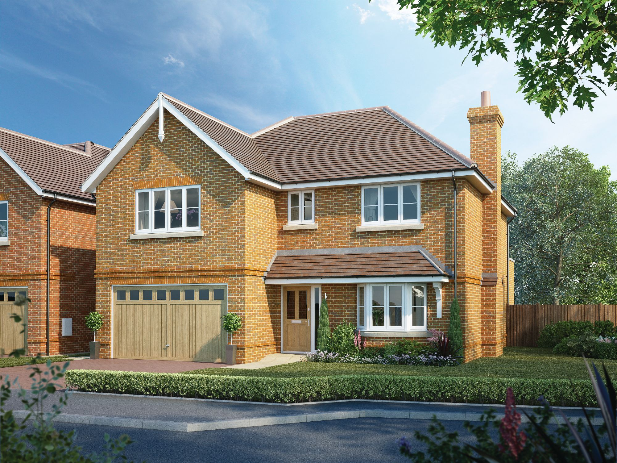 Seymours appointed sole-agent at Oaks Meadow by Shanly Homes