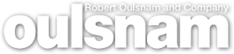 Robert Oulsnam and Company logo