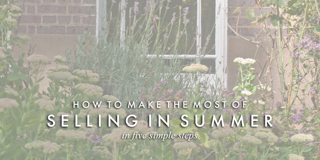 Make the most of selling in Summer in five simple steps
