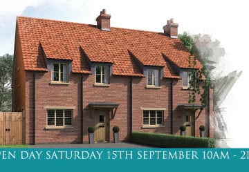 Castle Lane Great Easton Open Day! - Last Plot Remaining