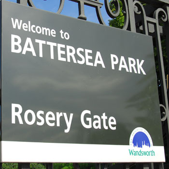 Why Battersea Park is drawing the crowds