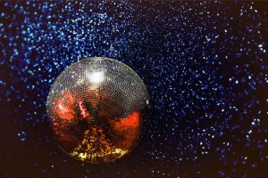 The Glitter Ball – Saturday the 6th of October