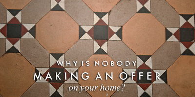 Why is nobody offering on your home?